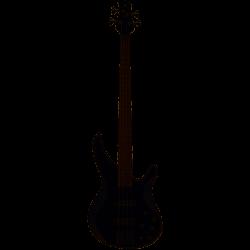 Basse Electrique Yamaha TRBX604FM TRANSLUCENT BLACK