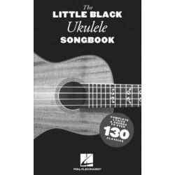 Little Black Ukulele Songbook  130 chansons  Ed Hal Leonard
