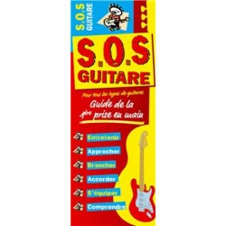 PARTITIONS DIVERS SOS GUITARE