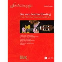 Der EINSTIEG IN DIE WELT der Klassischen Gitarre  Michael...