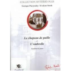 PARTITIONS PACZYNSKI LE CHAPEAU DE PAILLE ET L OMBRELLE