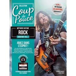 Coup de Pouce debutant guitare vol 2