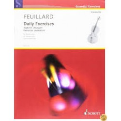 PARTITIONS FEUILLARD DAILY EXERCISES