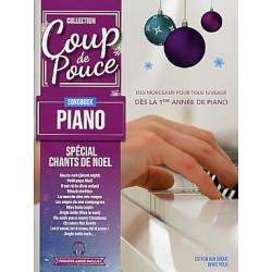 Coup de pouce Songbook piano Chants de Noël