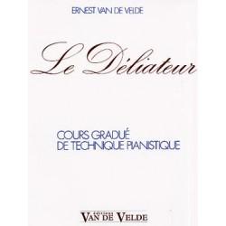 PARTITIONS VAN DE VELDE DELIATEUR