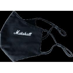 Masque Marshall noir et logo blanc