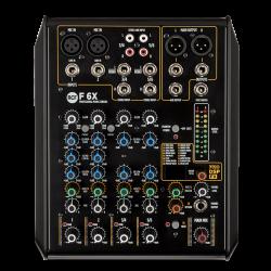 Table de mixage - RCF F6 X