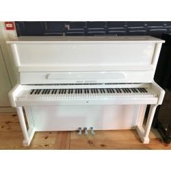 PIANO WILH STEINBERG DROIT P118 Blanc