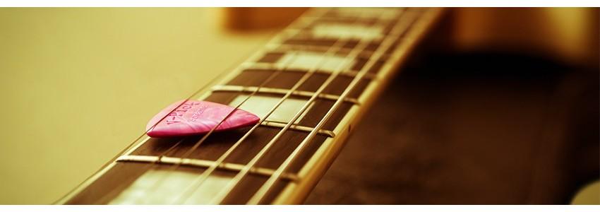 Accessoires pour guitares et basses